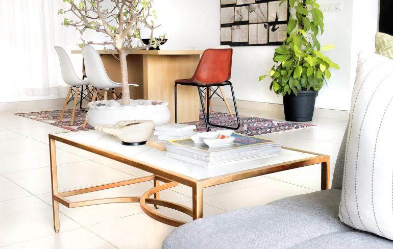 June+Walk+Design+DIY+Marble+Coffee+Table+Interior+Design+Bangalore
